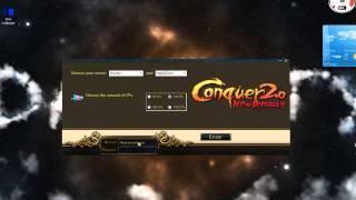 getlinkyoutube.com-Conquer Online Hack - Get CPs