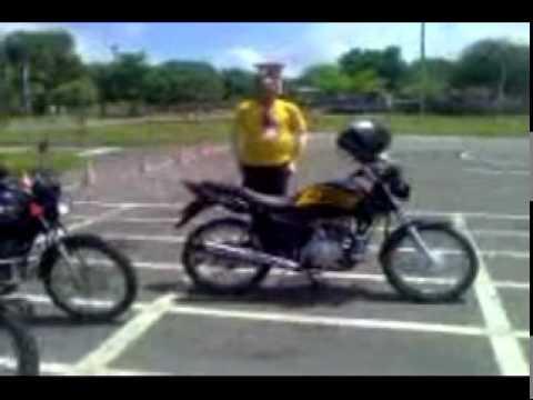 Exame de Moto no Detran em Fortaleza Ceará