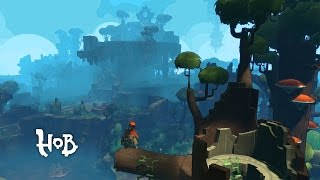 Hob - PAX West 2016 Trailer