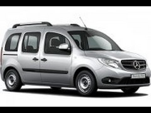 Mercedes Citan Kombi W415