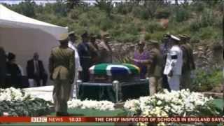 getlinkyoutube.com-Nelson Mandela State Funeral Full Version Burial