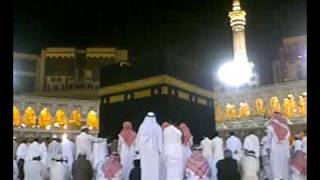 getlinkyoutube.com-رائعة الشيخ علي ملا - أذان الفجر في المسجد الحرام