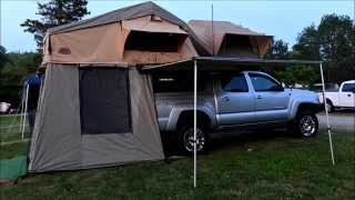 getlinkyoutube.com-Front runner  roof top tent and Tuff stuff