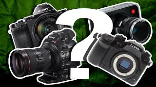 getlinkyoutube.com-What Camera Should I Buy? - A7s, GH4, C100, BMPC4k