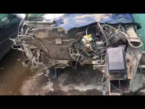 Сводки дня: 3 литра самогона, разбор Saab 9-5 aero, развалившийся B235