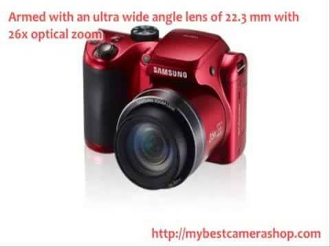 wb100 digital compact camera samsung ec wb100 specification and review
