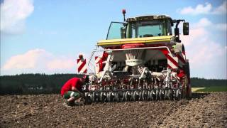 POTTINGER AEROSEM Pneumatic seed drills
