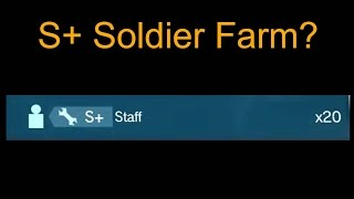 getlinkyoutube.com-MGSV- S+ Soldier Farm?