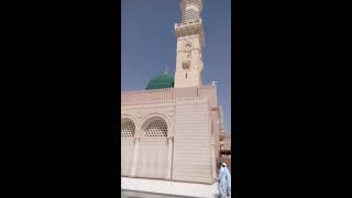Ziarat Roza e Rasool Hazrat Muhammad (PBUH) = Masjid e Nabvi (SAW) Madina Munawrah