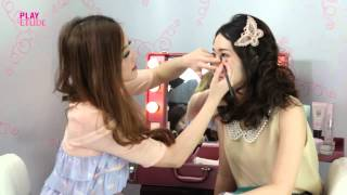"getlinkyoutube.com-Pearypie: Etude House Thailand ""Shiny Fresh Look"""