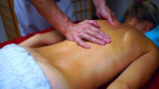 getlinkyoutube.com-Knock Knock $1,000,000 Massage Technique Asmr Massage