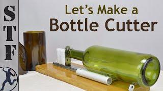 getlinkyoutube.com-DIY: Glass Bottle Cutter | How to Cut Glass Bottles