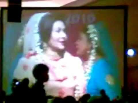 Video Rosmah Mansor Joget Bollywood