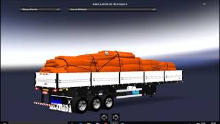 getlinkyoutube.com-Pack de reboques para ets2 1.23x e 1.22x COMPATIVEL COM EAA E RBR + Download