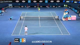 getlinkyoutube.com-The Greatest Final Ever! | Australian Open 2012