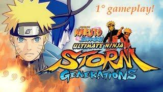 getlinkyoutube.com-Naruto Shippuden ultimate ninja storm generations conhecendo o game