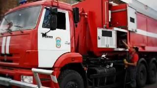 getlinkyoutube.com-Пожарный НРК Поток, Велмаш