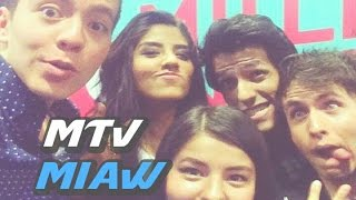 getlinkyoutube.com-MTV MILLENIAL AWARDS 2014 Y CUMPLEAÑOS CON MIS AMIGOS ALEX BROWN HEY BROWN