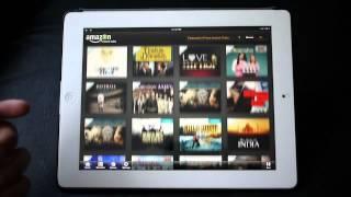 getlinkyoutube.com-Amazon Instant Video for iPad hands-on