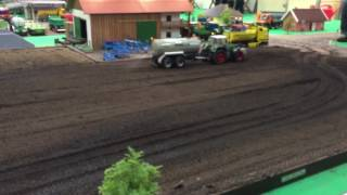 getlinkyoutube.com-RC tractor LIVE from the R/C expo Lipper Modellbautage!