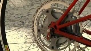 getlinkyoutube.com-New York Engineering Grad Brings Hybrid Technology to Bike Design
