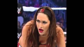getlinkyoutube.com-Grenade (Brie Bella and Roman Reigns)