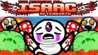 The Binding of Isaac AFTERBIRTH: THE LOST VS HUSH PT 2 - THE HUSHENING