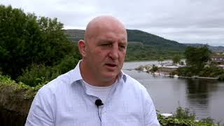 Video Thumbnail: How the Leakage Reduction Programme helped businesses in Killaloe | Water Conservation | Irish Water