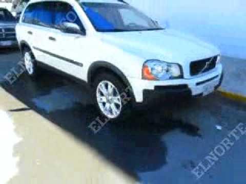 XC90 AWD T6 05 de lujo blanca brillante 5p Aut 80km $149.9M
