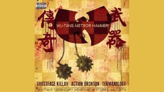Wu Tang - Meteor Hammer (feat. Ghostface Killah, Action Bronson & Termanolgy)