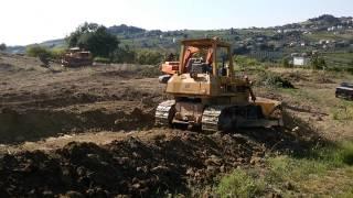 getlinkyoutube.com-Ditta Giurastante-----Bulldozer Fiat Allis 14 C  Vacri