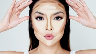HOW TO: Contour and Highlight For Beginners   chiutips