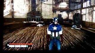 getlinkyoutube.com-Captain America: Super Soldier GAMEPLAY DEMO