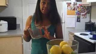getlinkyoutube.com-Master Cleanse Recipe How to make the Lemonade by the Gallon
