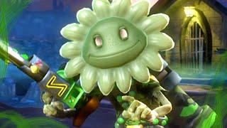 getlinkyoutube.com-Plants vs. Zombies: Garden Warfare - Groovy Halloween!