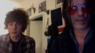 getlinkyoutube.com-mgmt interview with andrew and anton newcombe, Recorded on 12 6 10 on DEAD TV