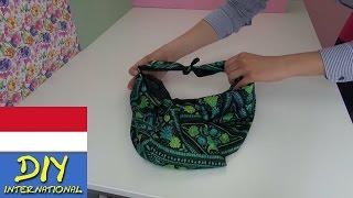 getlinkyoutube.com-DIY tas tangan tanpa menjahit