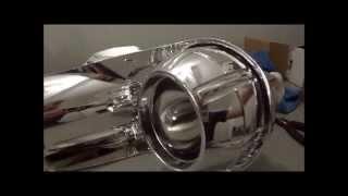 getlinkyoutube.com-Montagem Retrofit Headlight Projetor Bixenon Peugeot 308 LM Acessórios Exclusivos How to.