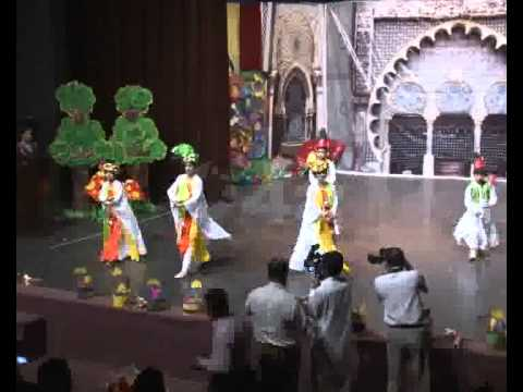 British Grammar School Musical Fiesta 2013 Alhamra Part 02 City42