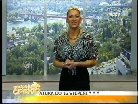 napusena voditeljka.na heppy tv.