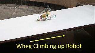 getlinkyoutube.com-Wheg climbing robot -- version 2 - a simple experiment