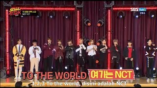 [INDO SUB] 180625 NCT 127 On School Attack Episode 1 Pt.3