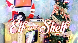 getlinkyoutube.com-DIY - How To Make: Holiday Craft - Elf On A Shelf - Handmade - 4K