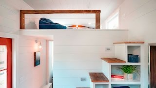 getlinkyoutube.com-No Corners Cut In This Tiny House by Driftwood Tiny Homes USA