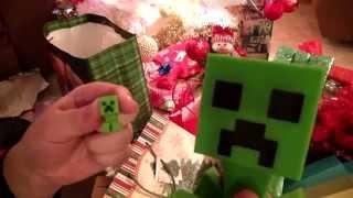 getlinkyoutube.com-NEW ! minecraft toys , игрушки майнкрафт