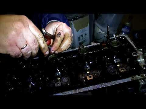 57 Снятие впускного распредвала двигателя Джили МК копия двгателя TOYOT A4 FE