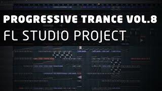 getlinkyoutube.com-Progressive Trance FL Studio Project by Mino Safy Vol. 8