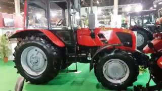 getlinkyoutube.com-Belarus mtz tractor 2017