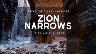 Zion National Park: Zion Narrows