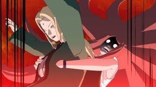 Naruto Shippuden Ultimate Ninja Storm Revolution: Kushina Vs Tsunade
